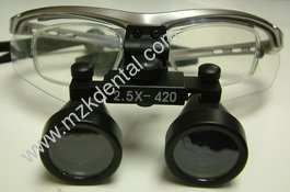 Flip-up Dental Surgical Galilean Loupes
